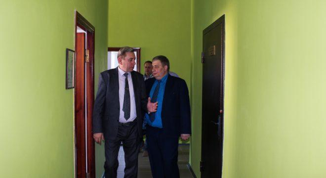Робочий візит керівника Експертної служби МВС України Броніслава Теплицького до Житомирського НДЕКЦ