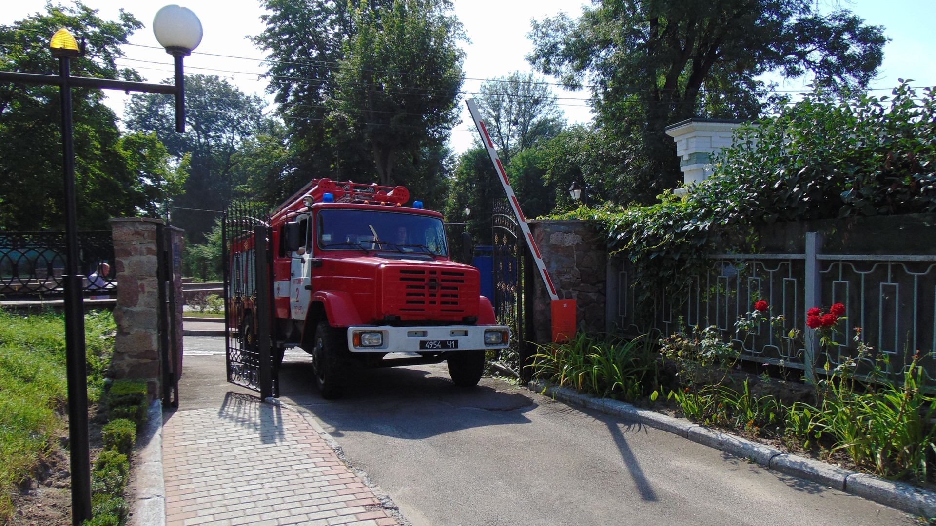 Проведення спеціальних протипожежних тренувань і учбової тривоги за сигналом «Пожежа»