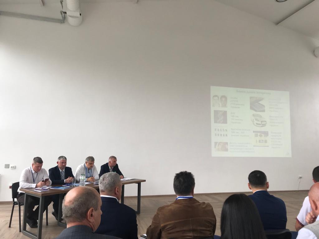 Участь працівників Житомирського НДЕКЦ МВС в науково-практичному семінарі