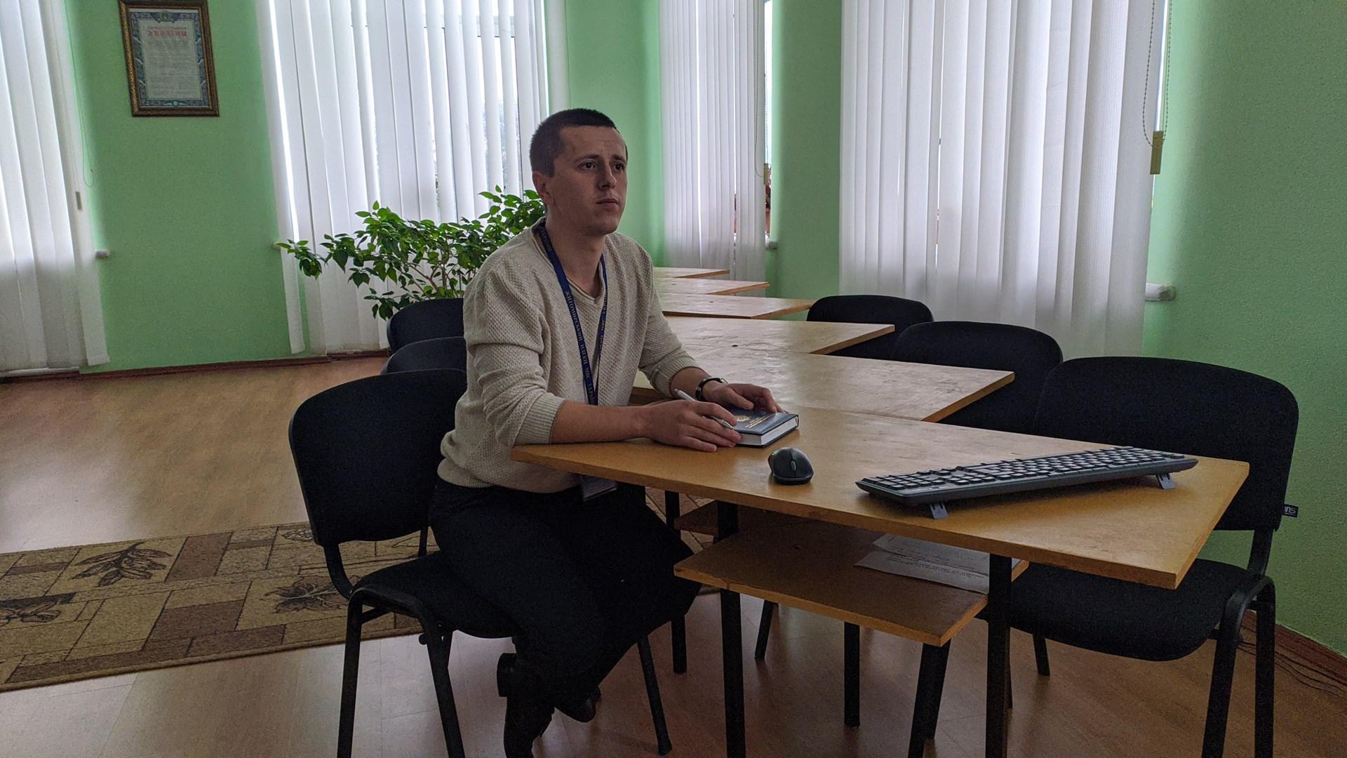 Участь працівника Житомирського НДЕКЦ МВС у постійно діючій Міжнародній науково-практичній конференції