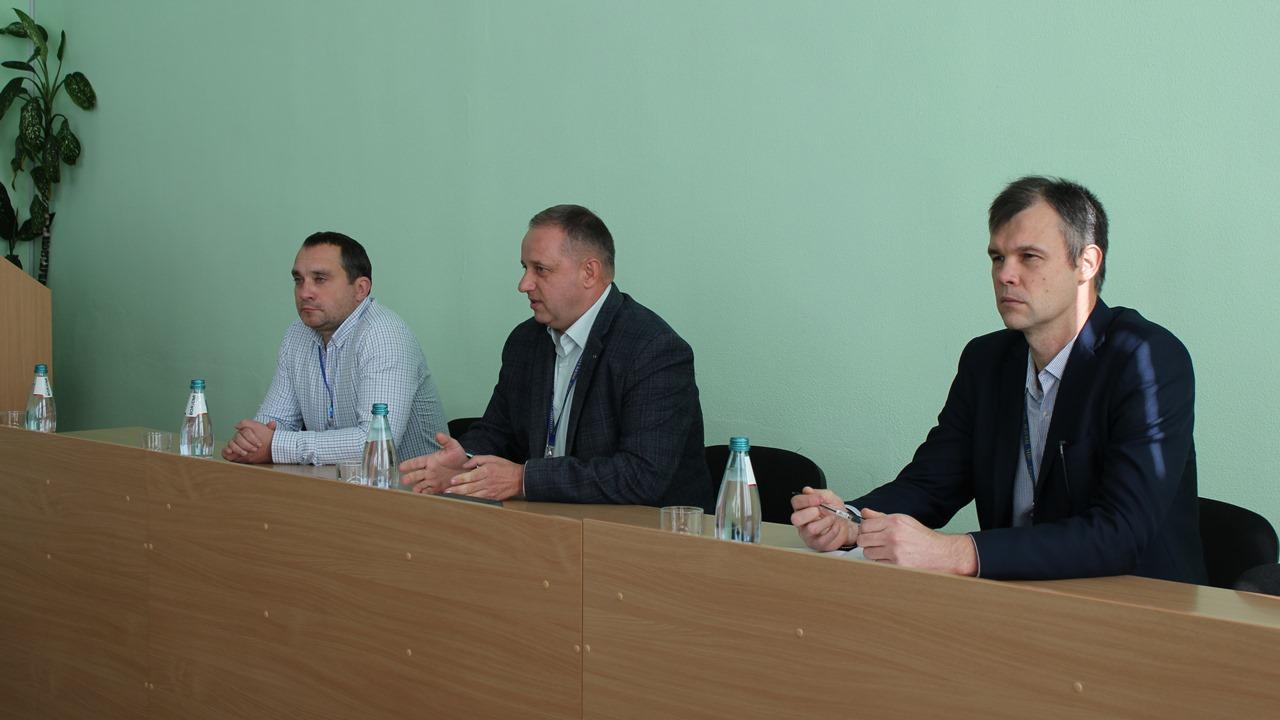 В Житомирському НДЕКЦ МВС розпочато проведення курсових зборів з працівниками Експертної служби МВС